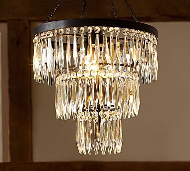 Adele Crystal Large Chandelier In 2019 Large Chandeliers
