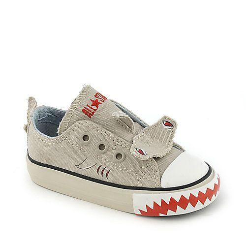 Converse Infant Shark Shoes