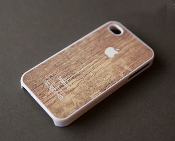 Apple Logo On Wood Print MIRAAA like our lastnamee for ur iphone babe