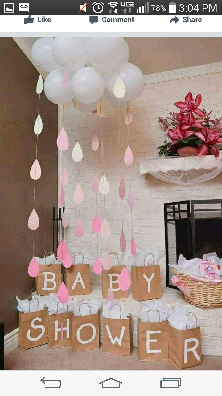 Como Se Hace Un Baby Shower Para Nina