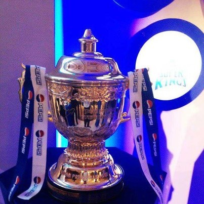 Only one team will win this! #PepsiIPLVIPBoxRace Enter code - Trophy