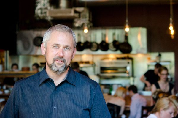 John Gorham - owner/chef of Toro Bravo, Tasty 'n Sons and Tasty and Alder