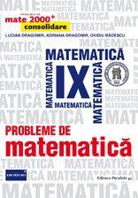 Matematica scolara trebuie, in primul rand, sa-i invete pe tineri sa gandeasca. Frumusetea rationamentului matematic, tehnicile specifice de lucru ar trebui sa deschida o poarta spre diverse domenii ale stiintei, spre arta si spre viata cotidiana. Elevii, si nu numai ei, trebuie sa simta ca matematica si comorile ei sunt si le vor fi utile azi si mai ales maine.
