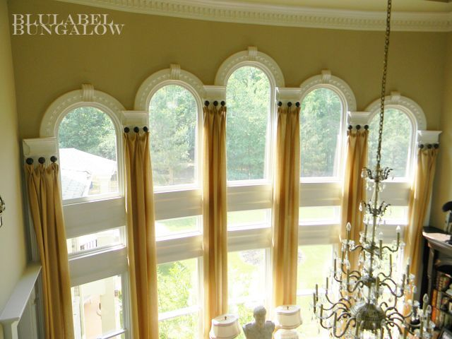 20 best curtains images on pinterest blinds shades and for 2 story window treatments