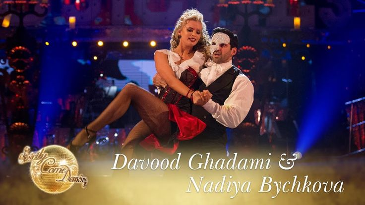 Davood and Nadiya Argentine Tango to 'The Phantom Of The Opera' - Strict...