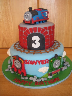 Heather's Cakes and Confections: Thomas and Friends