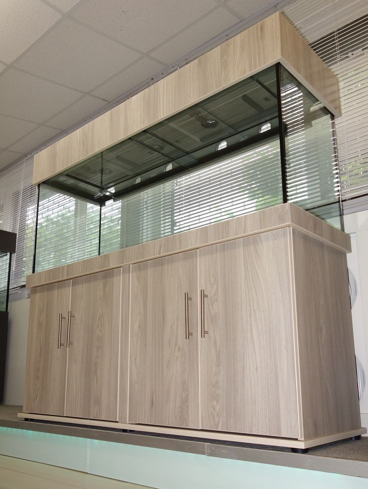 25 best fish tank cabinets ideas on pinterest tank for Big fish tanks for sale cheap