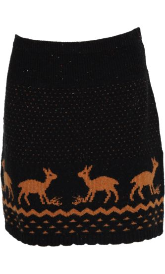 King Louie - Knit skirt Sika