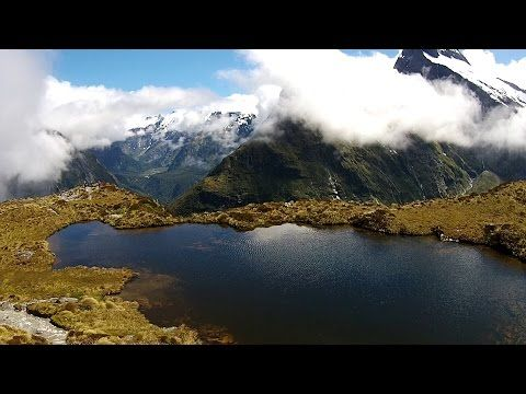 New Zealand: The Milford Track (December 2014) - YouTube
