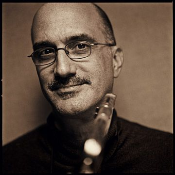 Jazz musician Michael Brecker (Sax, tenor)