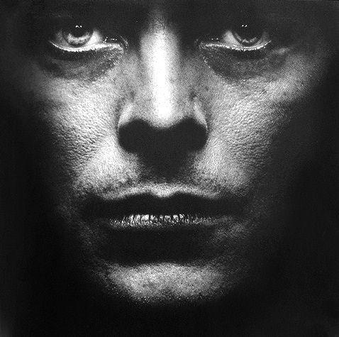 "berlin-1976: ""David Bowie photographed by Victor Skrebneski, 1978 """