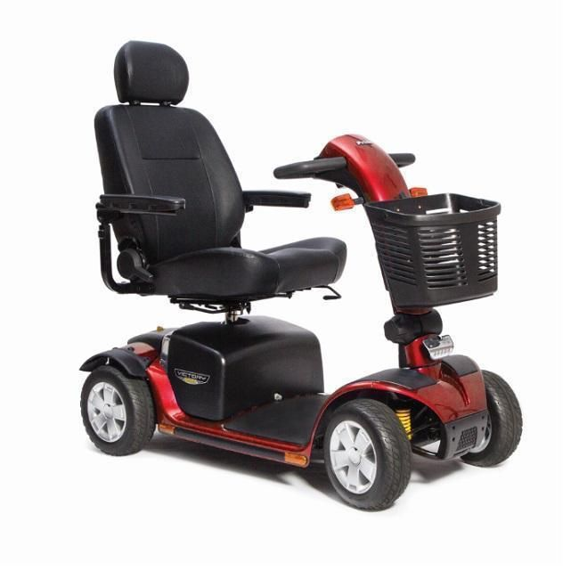 Pride Mobility Victory Sport 4-Wheel Mobility Scooter | Scooter ...