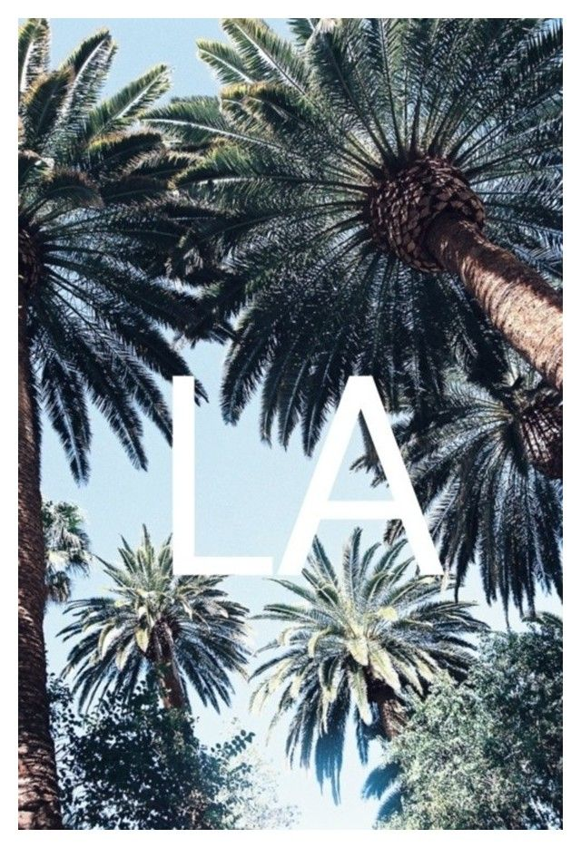 """Little Angeles 🌴"" by oliwiajankowska on Polyvore featuring sztuka"
