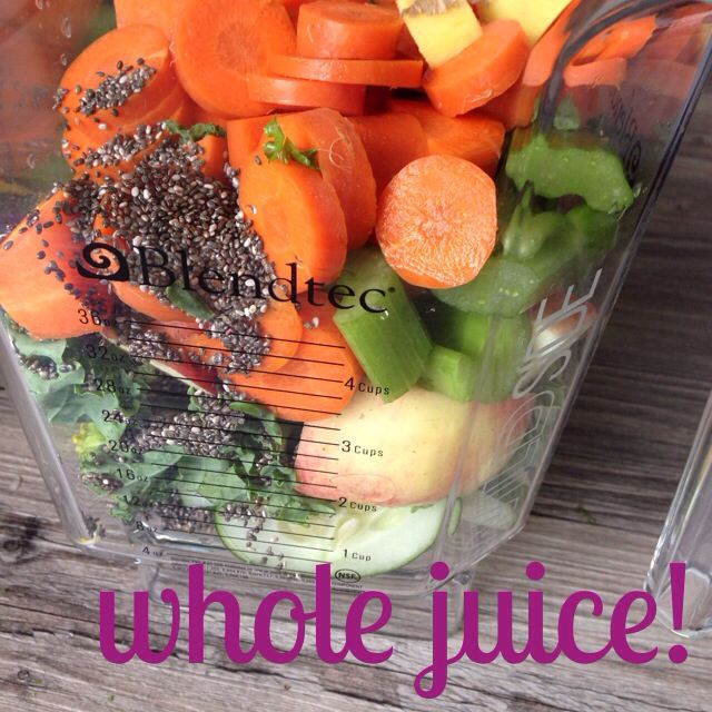 Recipes for whole juice and delicious smoothies. Heal with food!