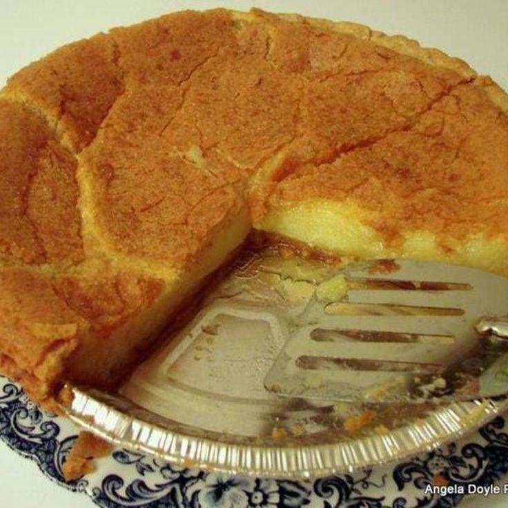 Mama Hazel's Transparent Pie