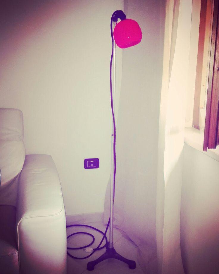 Microfon#floorlamp #ledlighting#madeinitaly #artigianato #contemporaryart #DesignbySava