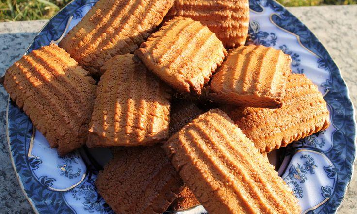 Biscotti allo zucchero di canna