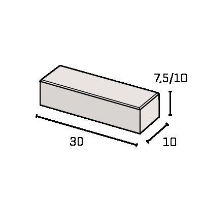 Modulserien  10 x 30 - 10 tykkelse