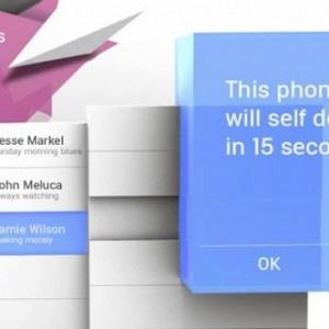 Βραβείο καλύτερου User Experience για το Android ICS στα Parsons School of Design Awards 2012 UX