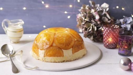BBC Food - Recetas - Rosace à l'orange