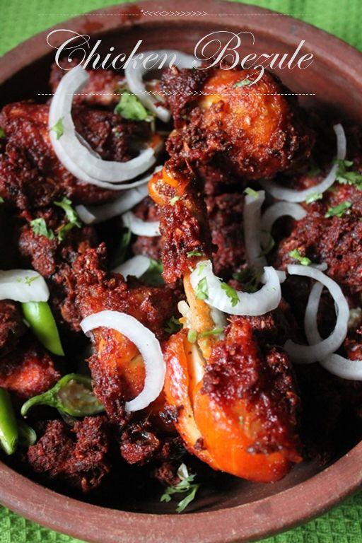 YUMMY TUMMY: Chicken Bezule Recipe / Mangalorean Fried Chicken Recipe / Mangalorean Street Food Recipe