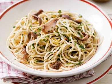 Spaghetti aglio, olio e peperoncino   Libelle-lekker.be