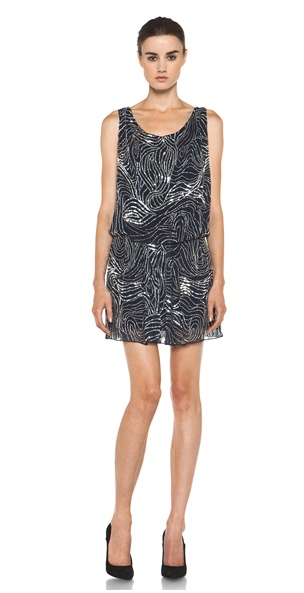 Deal Of The Week: Alice + Olivia Embroidered Dress. Reg $650; NOW $245 {62% Savings} www.thestylehunterdiaries.blogspot.com