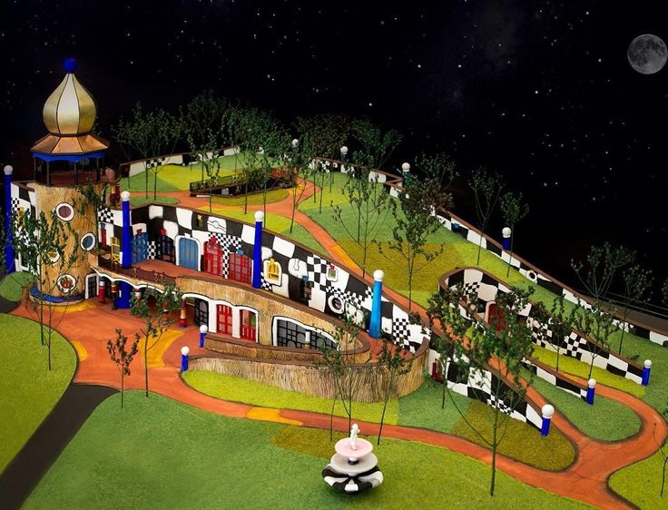 this would be great for Whangarei and New Zealand - crowdfunding on now @ http://ift.tt/2kiAnvV - let's make the Hundertwasser & Wairau Māori Art Centre happen! #futureoftourism #Whangarei #Northland #NewZealand #itsTime2Go in 2019!?