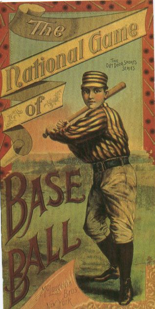 """Okay, so I first read this as """"the rational game of Baseball"""" . . . . knew that couldn't be right!"""