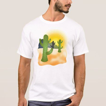 Desert Cactus T-Shirt - click to get yours right now!