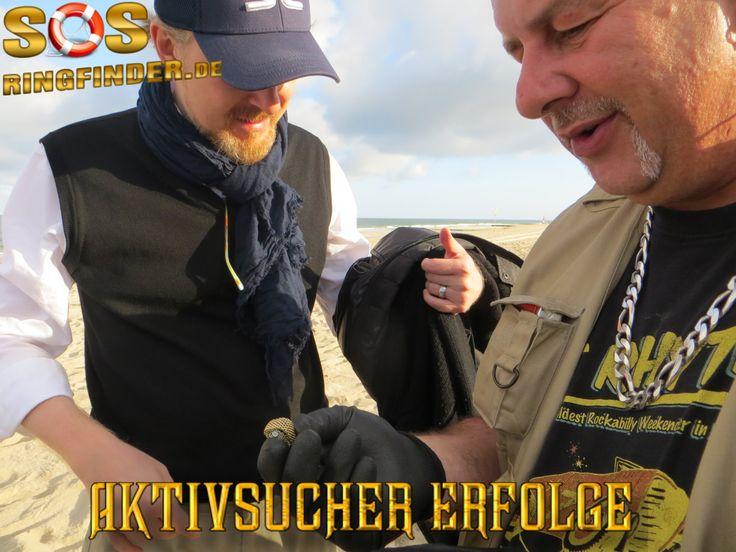 Aktivsucher.de | Blitz-Einsatz auf Westerland-Sylt Aug.16 - Ehering verloren? Hotline: 0172 - 4421964