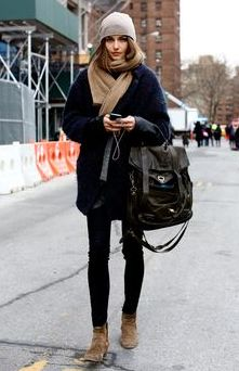 skinny jeans Paris Street Style: French Women Dont Wear Trackies.