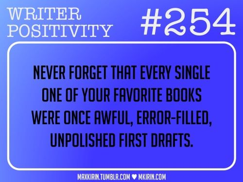 ♥︎ Daily Writer Positivity ♥︎#254 Never forget... | For All Your Writerly Needs!
