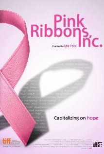 """Breast cancer has become the poster child of corporate cause-related marketing campaigns. Countless women and men walk, bike, climb and shop for the cure. Each year, millions of dollars are raised in the name of breast cancer, but where does this money go and what does it actually achieve? Pink Ribbons, Inc. is a feature documentary that shows how the devastating reality of breast cancer, which marketing experts have labeled a """"dream cause,"""" becomes obfuscated by a shiny, pink story of…"""