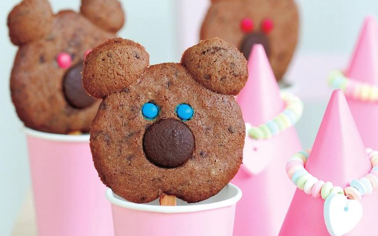 teddy bear biscuits