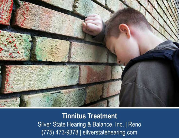 http://silverstatehearing.com/tinnitus-treatment.php – Tinnitus can be especially debilitating for children who often don't understand that the constant ringing and buzzing they hear isn't 'normal' because it has been there for most of their lives. If you notice a child fussing with their ears or complaining of noise in a silent room, have them evaluated by a Reno tinnitus specialist such as the experts at Silver State Hearing & Balance, Inc..