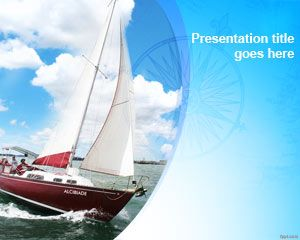 11 best transportation powerpoint templates images on pinterest free yacht powerpoint template is a free presentation template for microsoft powerpoint with a nice yacht toneelgroepblik