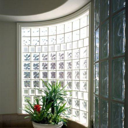 26 best glass block in kitchen designs images on pinterest for Glass block window design ideas