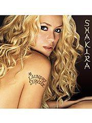 Shakira comenzó a actuar a los doce años.