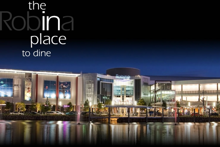 The Promenade, Robina Town Centre has 14 places to dine.