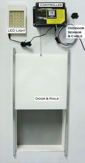 Murray McMurray Hatchery - McMurray's Coop Door Controller