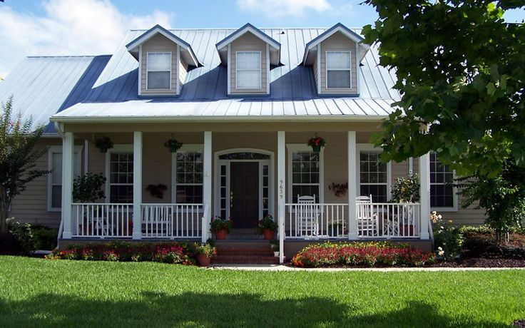 Residential Metal Roofing has quickly becoming a desirable substitute to traditional composition shingles. Along with its many advantages over conventional shingle roofing, Metal Roofing is now available in several styles and designer colors, allowing you to add beauty and value to your home.