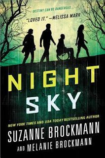 Polkadot's Book Blog: Whatcha Reading Wednesday: Night Sky - Suzanne Bro...