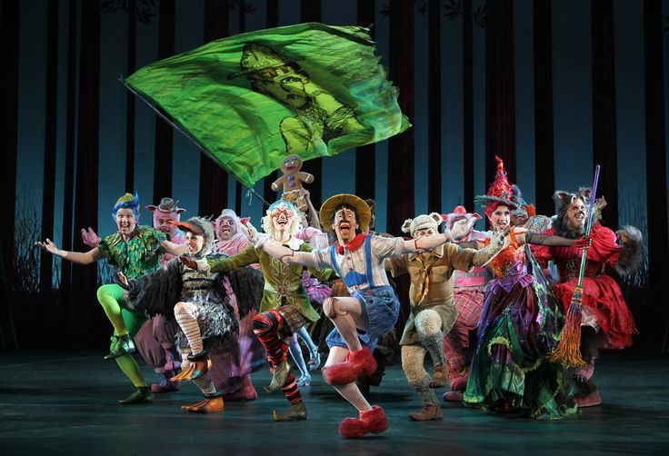 Freak Flag: My favorite song of the whole musical!