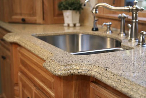 17 best images about countertop ideas on pinterest for Silestone vs granite