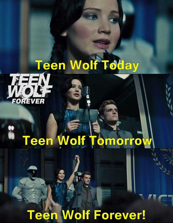 Teen Wolf funny