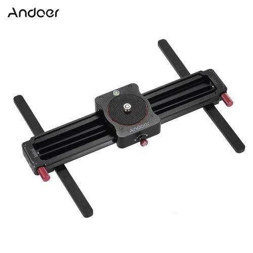 Andoer GT-MN280 280mm Mini Manual Track Slider Follow Focus Wide-angle Shooting Camera Video Slider