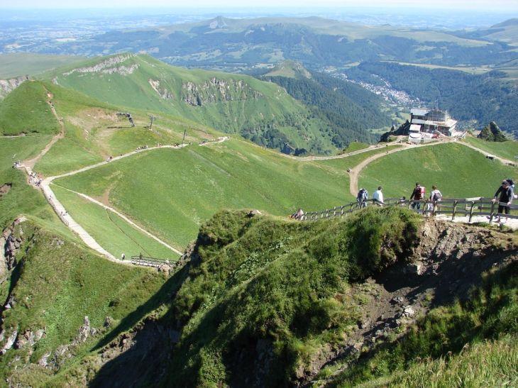 Les Marches du Sancy - Mont-Dore