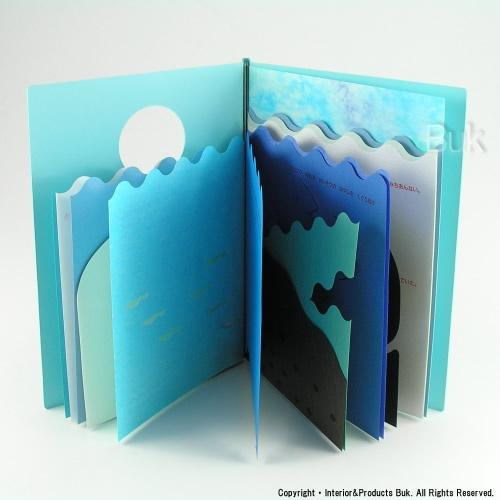 Katsumi Komagata - Blue to blue