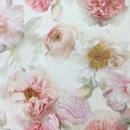 Arthouse Diamond Bloom Floral Blush Wallpaper 25700